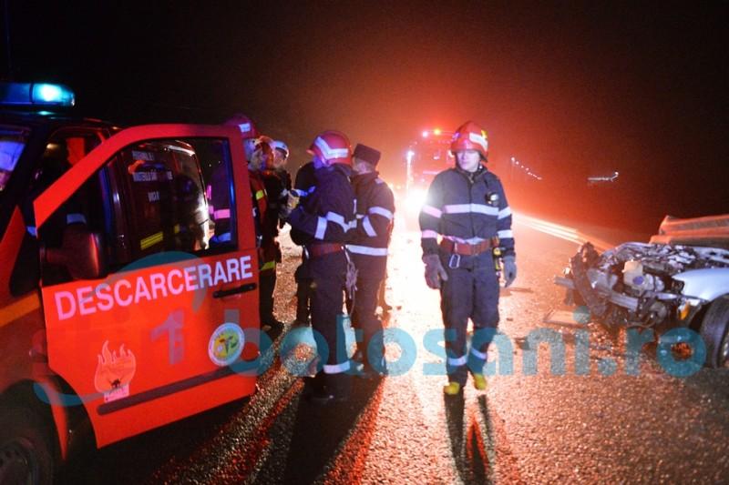 S-a urcat baut la volan, dupa care a provocat un accident si a fugit! Ce au mai aflat politistii cand l-au gasit!