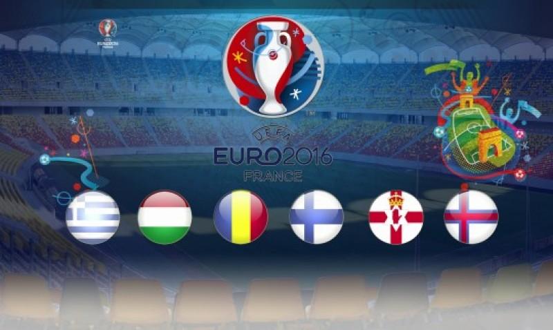 S-au decis grupele pentru preliminariile Euro 2016 ! Vezi cu cine va juca Romania!