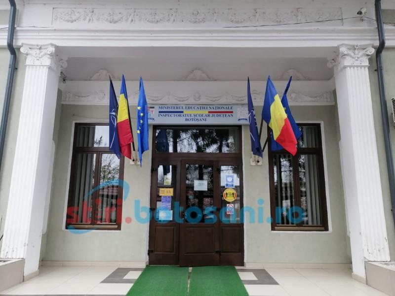 """S-au decis scenariile de funcționare a unităților de învățământ din județul Botoșani, începând cu 17 mai. Cinci localități rămân în scenariul """"galben"""""""