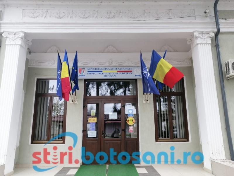 S-au decis scenariile după care vor funcționa unitățile de învățământ din județul Botoșani, începând de miercuri, 5 mai