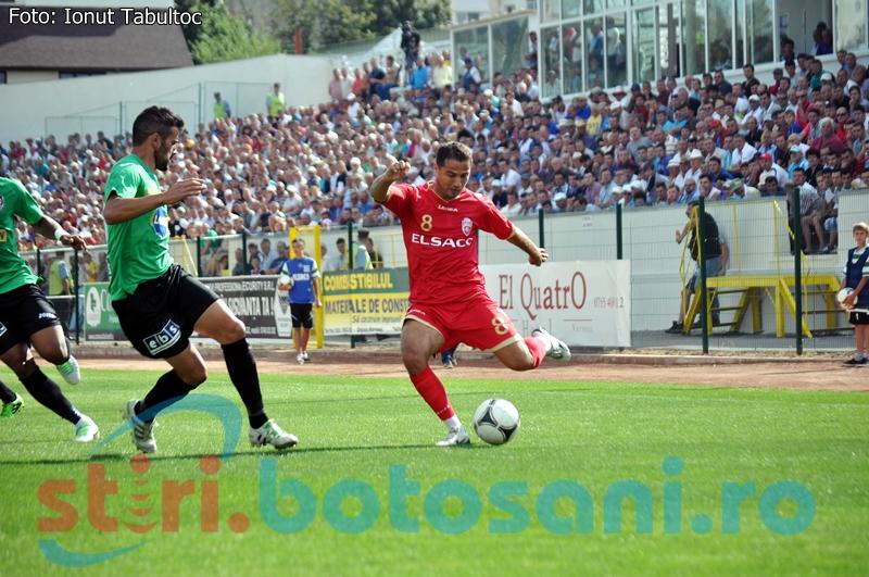 S-au pus in vanzare biletele pentru meciul FC Botosani - CFR Cluj! Vezi cat costa!