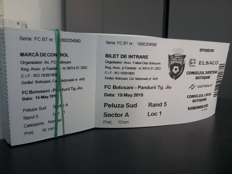 S-au stabilit preturile biletelor pentru meciul cu Legia! VEZI cand se pun in vanzare!