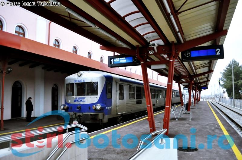 Salariații CFR au de gând să oprească spontan toate trenurile din România!