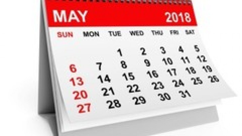 Salariații vor avea trei zile nelucrătoare în luna mai!