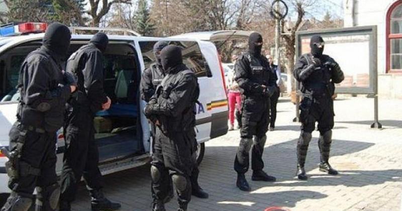 Sălile de jocuri de noroc din Botoșani luate cu asalt de Direcţia de Investigare a Criminalităţii Economice!