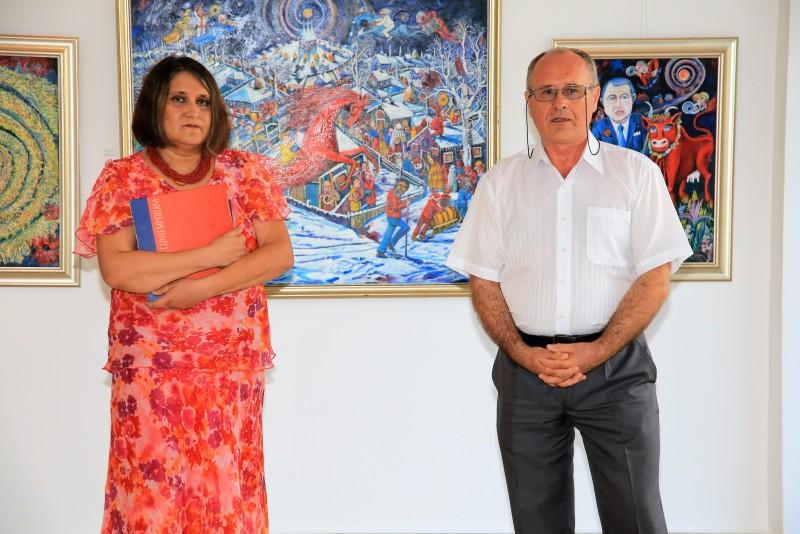 """Salonul Naţional de Artă Naivă """"Gheorghe Sturza"""", ediţia a V-a, deschis publicului până pe 27 august!"""