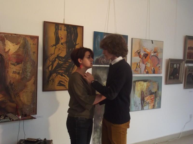 """Salonul Naţional de Arte Vizuale """"Interferenţe"""", o expresie a libertăţii artistice"""