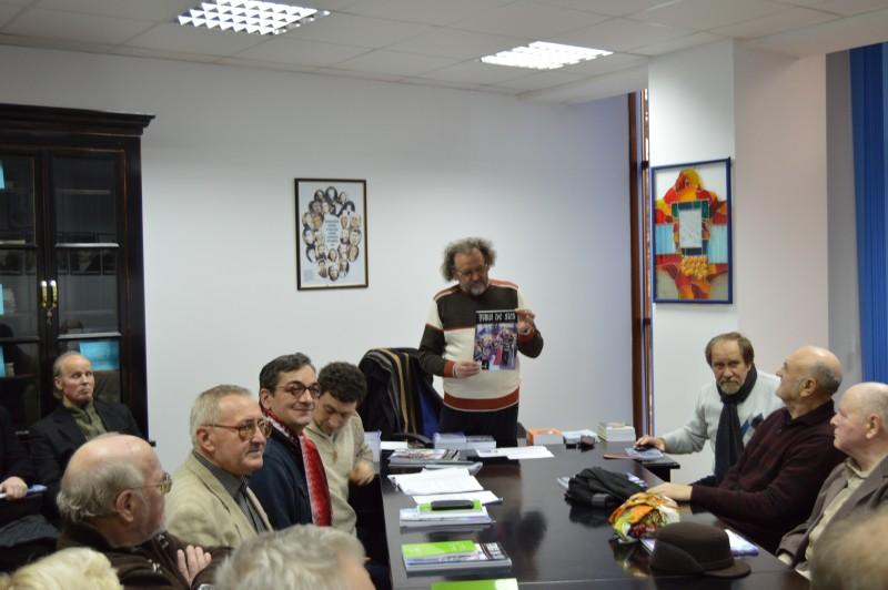 Sâmbătă are loc întâlnirea anuală a creatorilor de literatură din județul Botoșani!