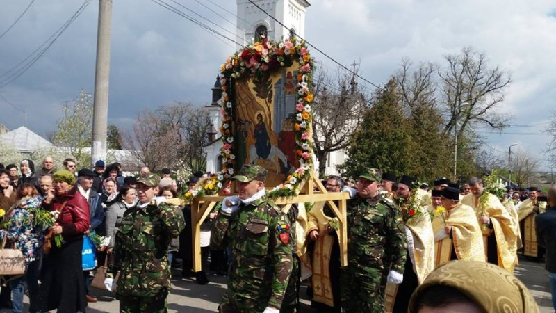 Sâmbătă: Creștinii din municipiul Botoșani sunt așteptați la tradiționala Procesiune de Florii