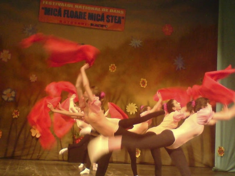 """Sâmbătă: Festivalul-concurs naţional de gimnastică şi dans """"Mică floare, mică stea"""""""