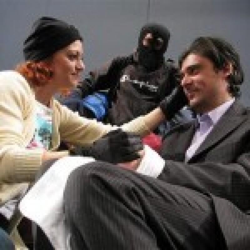 """Sambata, la Teatrul Mihai Eminescu, """"Hai sa ne despartim"""""""