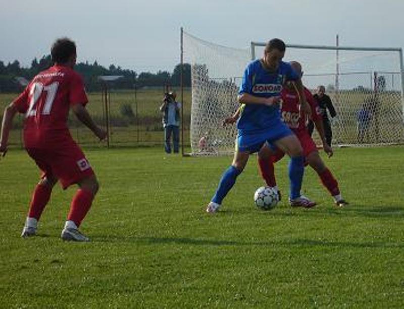 Sambata, ultimul test pentru FC Botosani