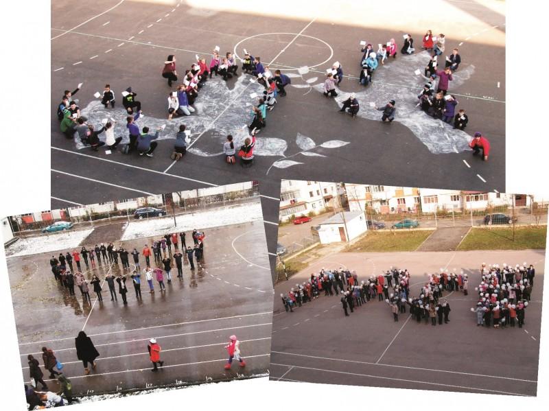"""Săptămâna Educației Globale la Școala Gimnazială Nr. 11 Botoșani, în """"Cuvinte de poveste""""! FOTO"""