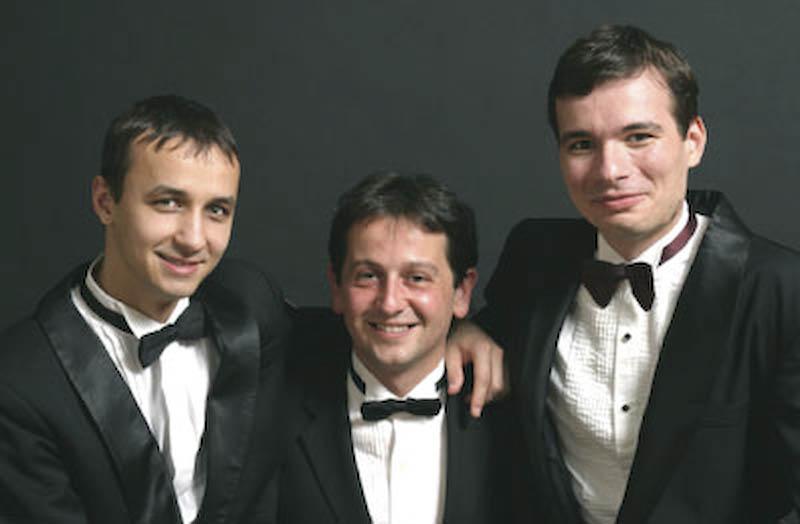 SAPTAMANA SIMFONICA - ROMANIAN PIANO TRIO