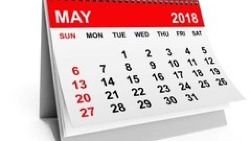 Săptămâna viitoare, salariații vor avea parte de un nou weekend prelungit