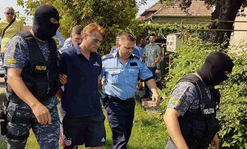 Șapte angajați ai Penitenciarului Gherla, cercetați disciplinar în cazul tentativei de evadare a botoșăneanului Niki Mădălin Lupu