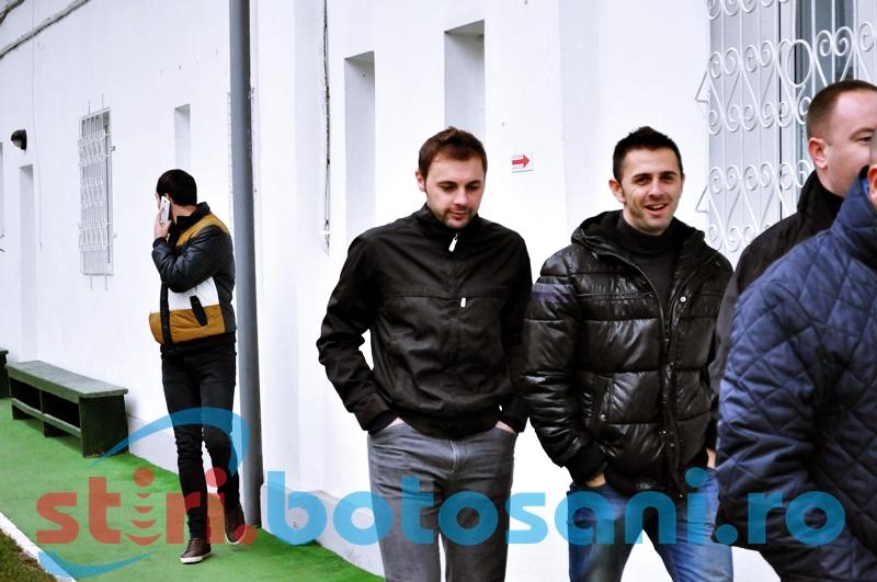 Sapte jucatori au fost dati afara de la FC Botosani! Vezi care sunt acestia - FOTO