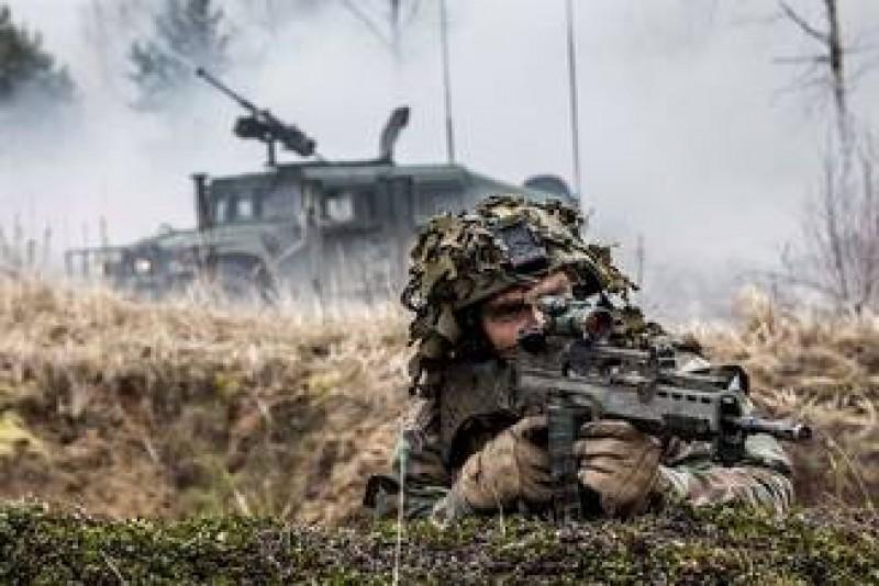 Sapte state NATO trimit trupe in Romania