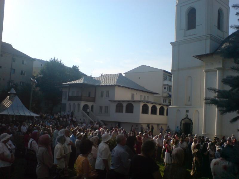 Sărbătoare în parohia Sfântul Ilie Botoşani!
