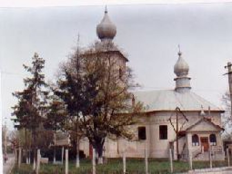 "Sarbatoare la Biserica ""Sfantul Nicolae"" din Botosani!"