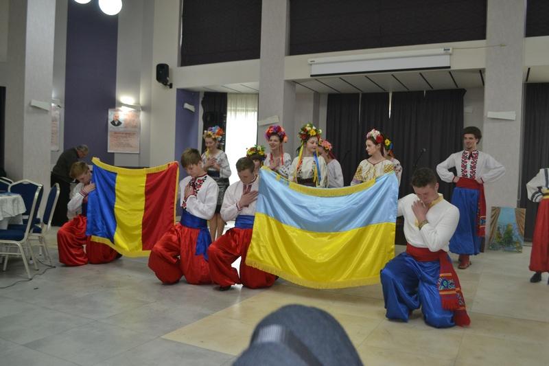 Sărbătoare ucraineană cu participarea prefectului Dan Nechifor