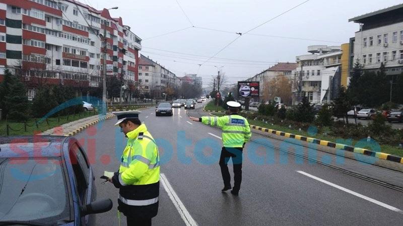 Toate structurile operative ale IPJ Botoșani, la datorie de sărbători! Ce transmit polițiștii!