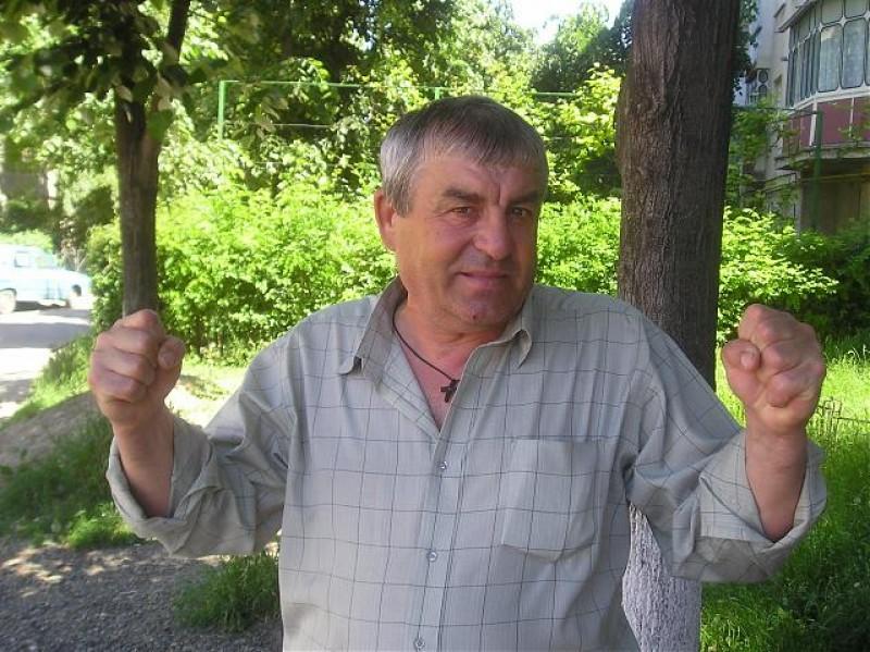 "Sase ani fara Ion Bordeanu! ""Pripon"" ramane in amintirea suporterilor fotbalului botosanean! FOTO, VIDEO"