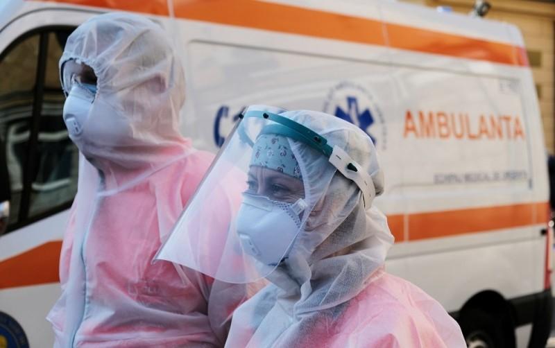 Şase asistente medicale de la SJU, spitalizate după infectarea cu COVID-19