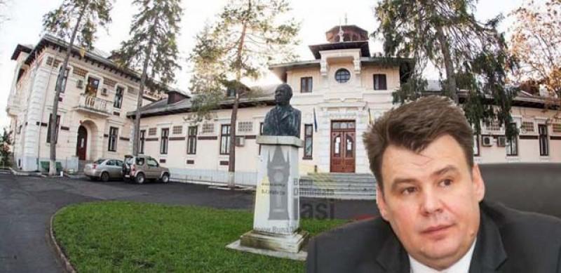 """Scandal cât Casa Poporului la Institutul de Psihiatrie """"Socola"""" din Iaşi, condus de botoșăneanul Gabriel Oprişanu! Doctorul este acuzat că acționează """"în stil mafiot""""!"""