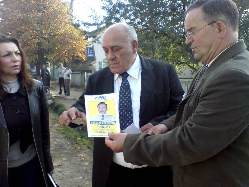 Scandal electoral in Cancelaria prefectului de Botosani!
