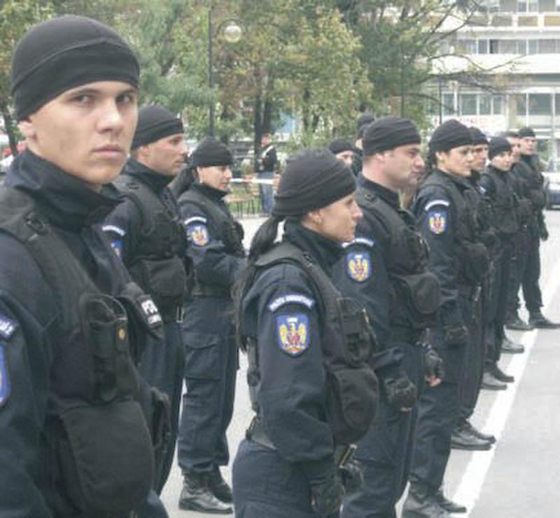 Scandal intre politistii de la Inspectoratul Judetean de Politie si cei de la Politia Comunitara!