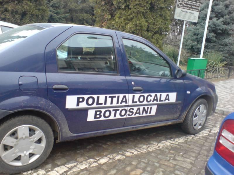 Scandal la Primăria Botoșani făcut de un fost polițist!