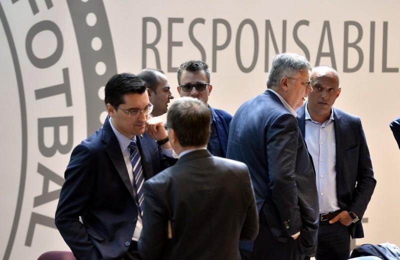 Scandal monstru la FRF: Burleanu a dat afara din sediul Federatiei un oficial al LPF