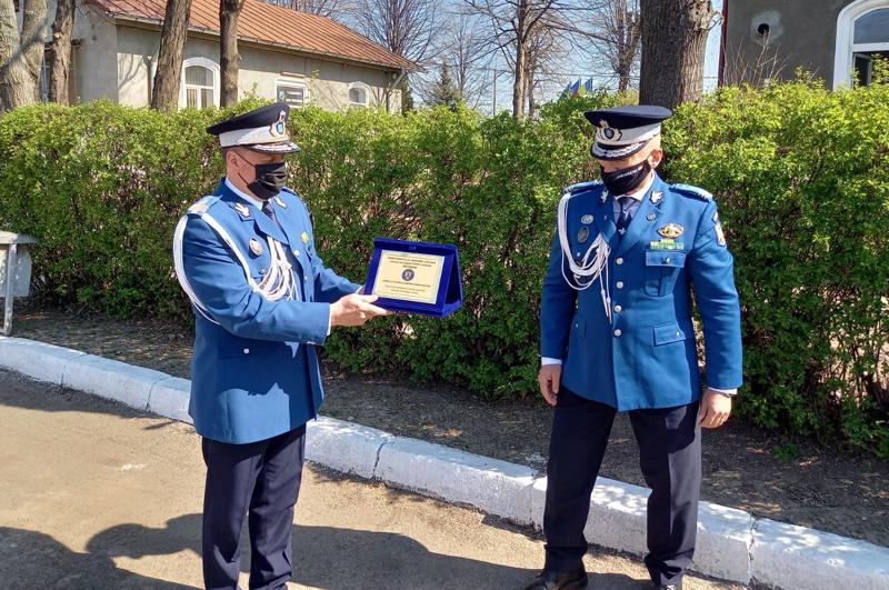 Schimbare de conducere la Jandarmeria Botoșani. Inspectorul șef a fost trecut în rezervă