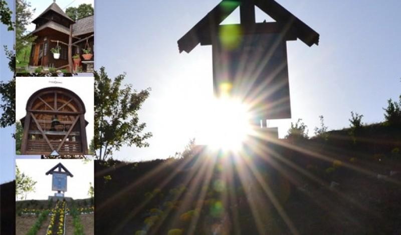 Schit Oraseni, poarta spre cer de langa Botosani. 400 de ani de istorie