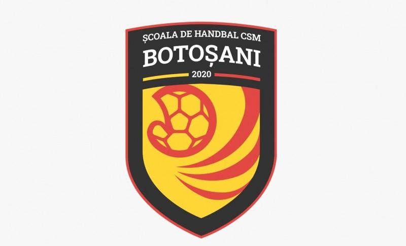 Școala de handbal de la CSM Botoșani se redeschide: O minge de handbal în fiecare casă din județul Botoșani