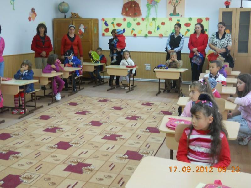 Scoala noua pentru elevii din Ibanesti-FOTO