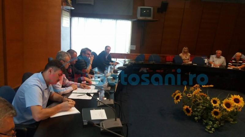 Propunere făcută de conducerea Ecoproces privind şcolile din judeţul Botoşani