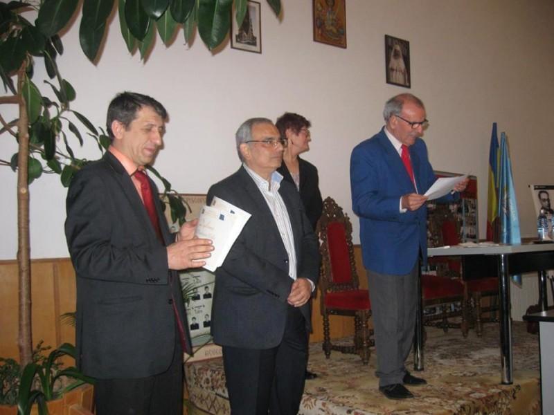 Scriitor din Botoșani, laureat al Festivalului Internațional al Aforismului!