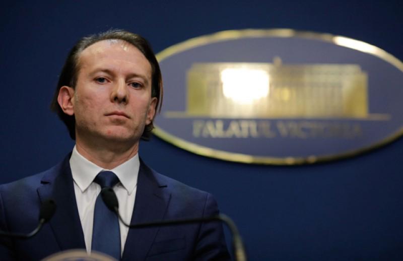 Se ascut cuțitele. Ministrul Finanțelor, Florin Cîţu: PSD se comportă că o grupare teroristă