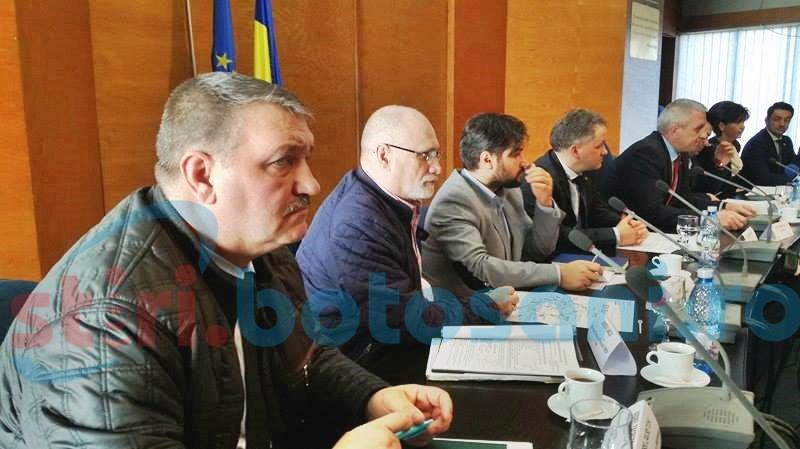 Se cere demisia șefilor care se ocupă de drumurile naționale din județul Botoșani!