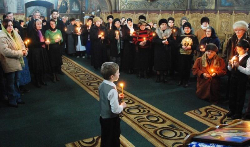 Se citește la începutul Postului Mare: Canonul Sfântului Andrei Criteanul