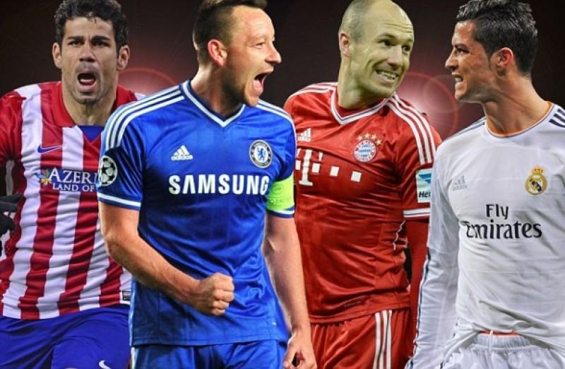 Se cunosc semifinalele din Liga Campionilor şi Europa League!