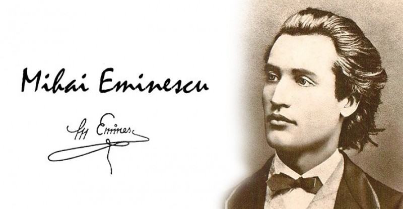 Se împlinesc 170 de ani de la nașterea lui Mihai Eminescu