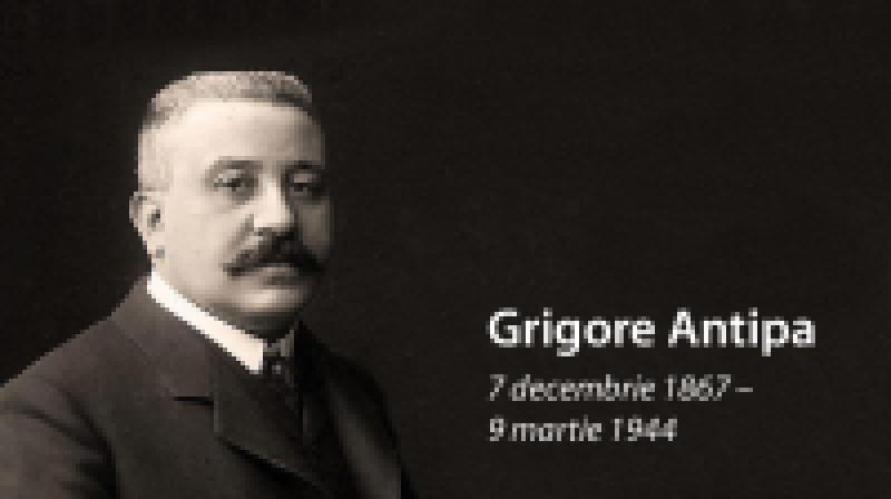 Se implinesc 70 de ani de la moartea lui GRIGORE ANTIPA