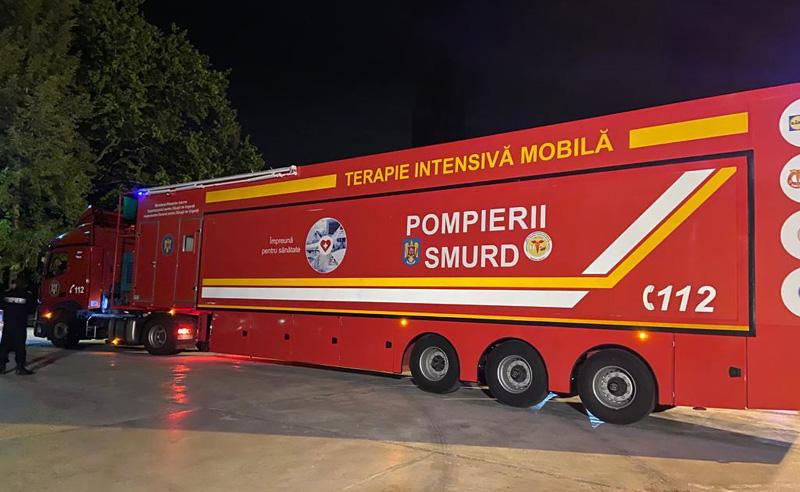 Se îngroașă gluma: O unitate mobilă de terapie intensivă pentru pacienții cu Covid în stare gravă va ajunge, în cel mai scurt timp, la Botoșani