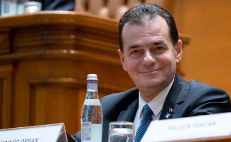 Se modifică tot, dar nu se schimbă nimic: Guvernului Orban 2 merge în Parlament cu aceleași nume