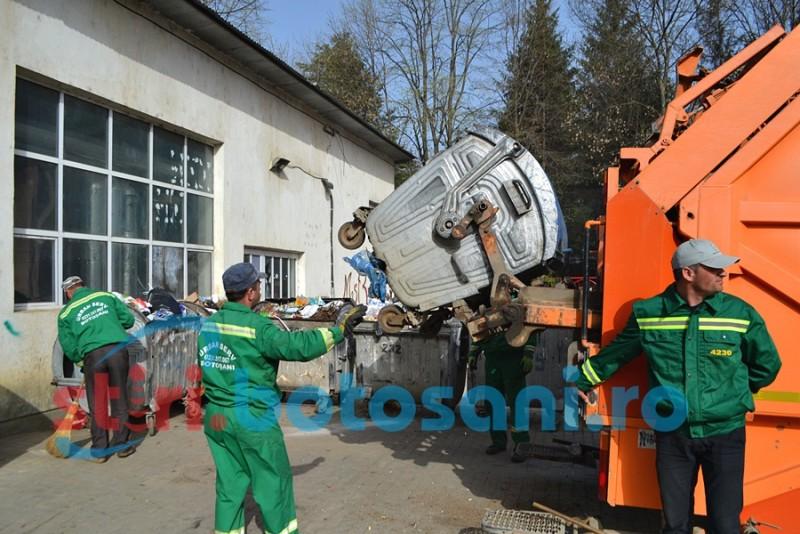 Se preconizează o nouă scumpire a gunoiului, la Botoșani!