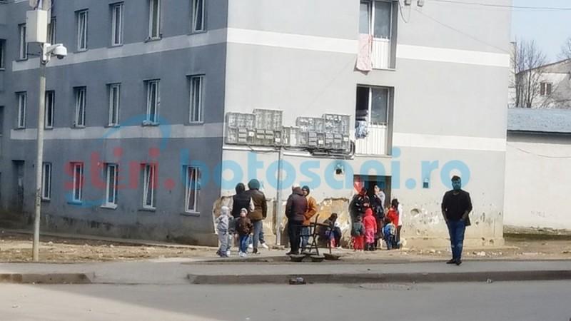 Se pregătește mutarea mai multor persoane care locuiesc la ghetourile din Parcul Tineretului. Unde vor fi duse!