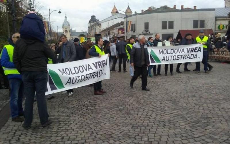 Se strâng semnături pentru autostrăzile Moldovei!